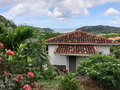 Photo for Stunning Oceanview views close to town in gated community