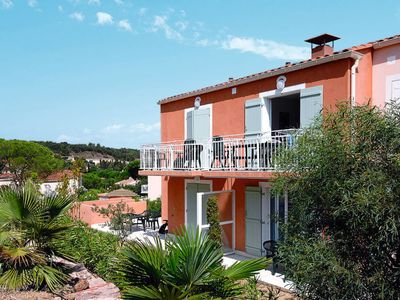 Photo for 2 bedroom Apartment, sleeps 7 in Villepey with Pool and WiFi