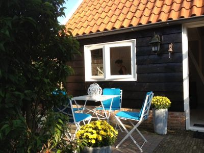 Photo for picturesque cottage in the historic center of Veere incl. 2 bikes