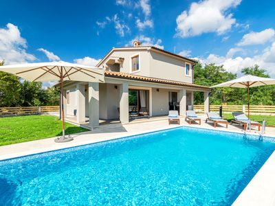 Photo for Villa Mari, new villa for a dream holiday in Svetvincenat