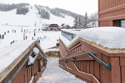 Location - Welcome to Beaver Creek! Your ski-in/ski-out condo is professionally managed by TurnKey Vacation Rentals.