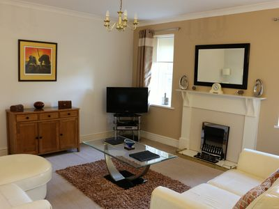 Photo for Substantial apartment close to the seafront and town