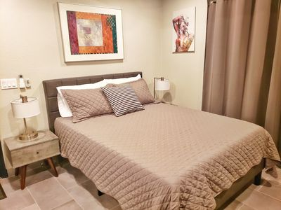 Photo for ►New modern pet friendly studio with private entrance near Old Town