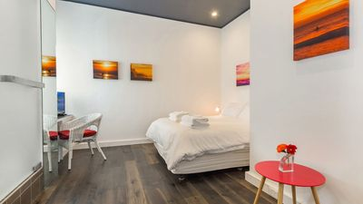 Photo for Stylish hotel room style apartment in the heart of Manly