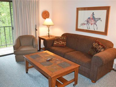 Photo for Basic Winter Park vacation Rental with One Bedroom Moments from Winter Park Resort