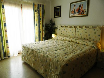Photo for One Bedroom Villa for 2 people plus an extra Z bed.