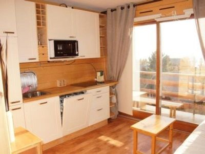 Photo for Apartment Saint-Michel-de-Chaillol, studio flat, 6 persons
