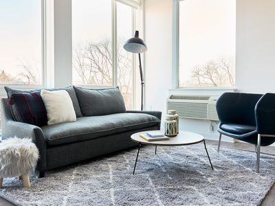 Photo for Dashing 1BR in Uptown by Sonder
