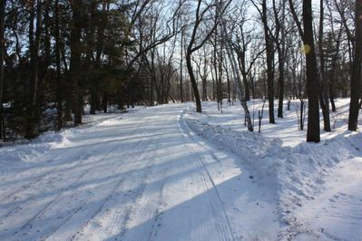 Cross country skiing, snow shoeing and Ice fishing