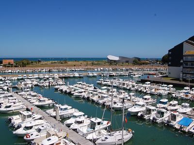 Photo for 1BR Apartment Vacation Rental in Courseulles-Sur-Mer, Normandie