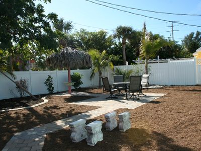 Photo for Hibiscus Hacienda - Fort Myers Beach Home, Less than 5 Minute Walk to the Sand!