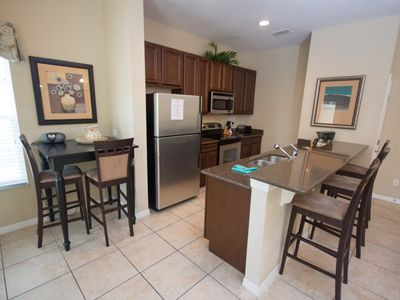 Photo for Disney On Budget - Paradise Palms Resort - Amazing Spacious 5 Beds 4 Baths  Pool Villa - 4 Miles To Disney