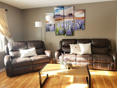 Photo for ☆ Safe Modern Home! 12 minutes from Downtown Minneapolis!! ☆