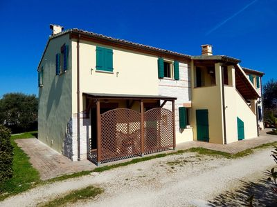 Photo for 3BR Villa Vacation Rental in Sirolo