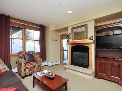 Photo for Zephyr Mtn Lodge 1215 by WPLCo | Step Out On The Snow | Closest Condo to Lifts!
