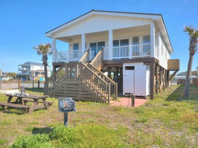 Photo for Beautiful Views,Oceanfront, 4 Bedroom-2 Bath, Close to Food & Shopping-Sleeps 10