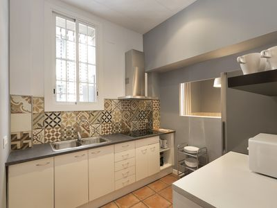 Photo for New! Apartment with 2 bedrooms in Gracia