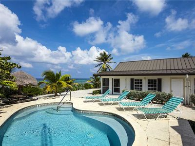 Photo for Conched Out: Island Chic Bungalow w/ Lush Tropical Landscaping,Pool & Backyard Snorkeling