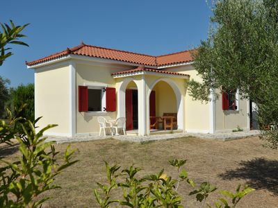 Photo for Lennas Holiday Houses - One Bedroom Groundfloor House, suitable for 2-3 persons