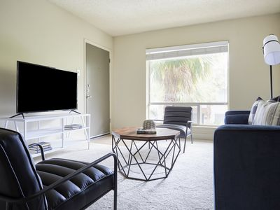 Photo for Smart 2BR at The Galleria by Sonder