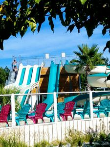 Photo for CAP ON THE PARADISE IN MOBILE-HOME 3 * IN CALM CLIM WIFI LL PASS OFFERED