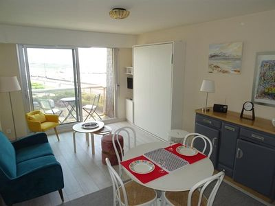 Photo for Apartment Les Sables-d'Olonne, studio flat, 3 persons