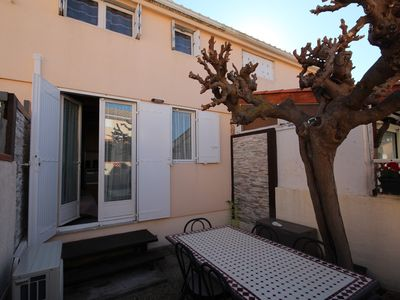 Photo for Villa for 4 pers, with airco, near the beach, with commun pool