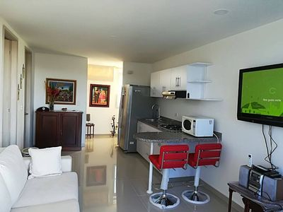 Photo for Rent Beautiful Apartment Furnished Sector Bello Horizonte And Pozos Colorados