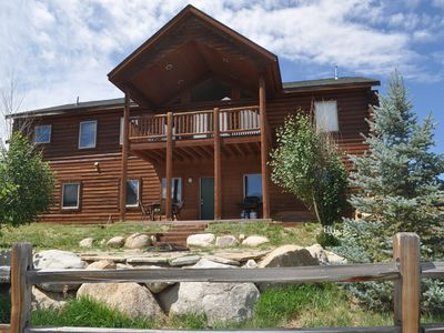 Photo for 5BR House Vacation Rental in Tabernash, Colorado
