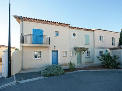 Photo for Modern Villa near Sea in Aigues Mortes with Balcony & Terrace