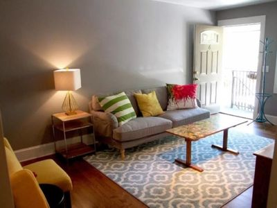 Photo for Fully furnished Intown Condo