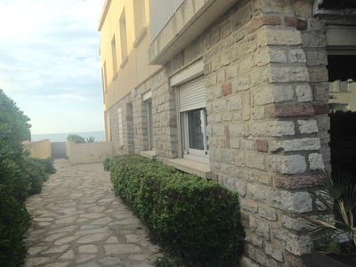 Photo for apartment with terrace and parking, air conditioning