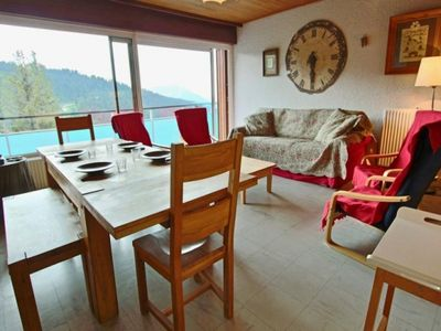 Photo for Apartment Chamrousse, 1 bedroom, 8 persons