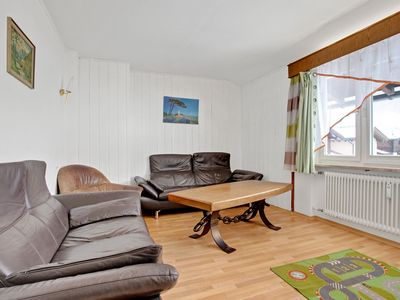 """Photo for Cosy Holiday Apartment """"Gmiatliche"""" with Terrace & Mountain View; Parking Available, Pets Allowed"""