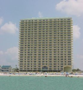 Photo for Beachfront Direct. 2 BR & 2 BA. Gulf-Front Master.Call/Email for Fall Discounts!
