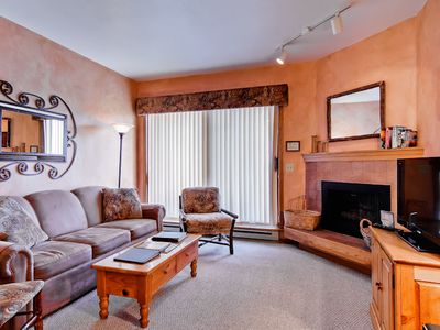 Photo for Condo close to the gondola w/ shared pool & hot tub