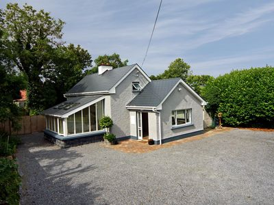 Photo for Detached, renovated cottage, at the end of quiet cul-de-sac, in the village of Ballymore…