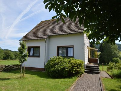 Photo for A detached, cosy holiday home in the Eifel Volcano.