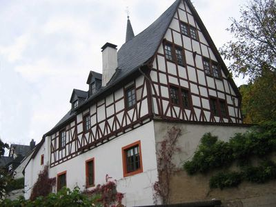 Photo for Living in a listed Winzerhof, Stylish gallery apartments