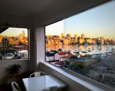 Photo for Double Bay Penthouse with Harbour Views