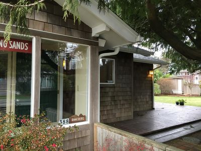 Photo for Cannon Beach Cabin 1 Block to Beach/West Presidential St, 2 Bl. town
