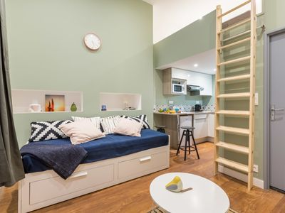 Photo for Bordeaux apartment in the heart of the city