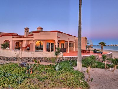 Photo for Updated and Luxurious Beach Front House On the Water 4Br/3Ba Sleeps 12