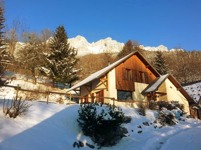 Photo for Quiet, comfort and authenticity in the mountains - Gîte 14 places