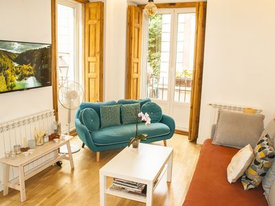 Photo for Charming Flat in Lavapies