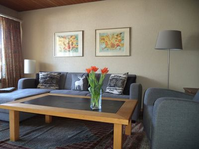 Photo for Sunny 3.5 room apartment in a quiet but central location