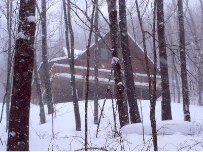 Photo for American Dream ~ Stunning Mountain Home, 4 acres of privacy, Big Views
