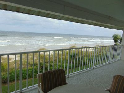 Photo for The Osprey Oceanfront -Lancelot's Castles Family of Vacation Homes-