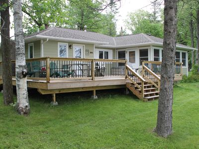 2BR Cabin Vacation Rental in Deerwood, Minnesota #326213 | AGreaterTown