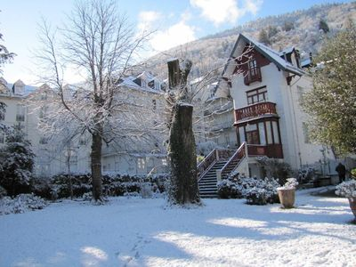 Photo for Large and charming house with garden in the city centre
